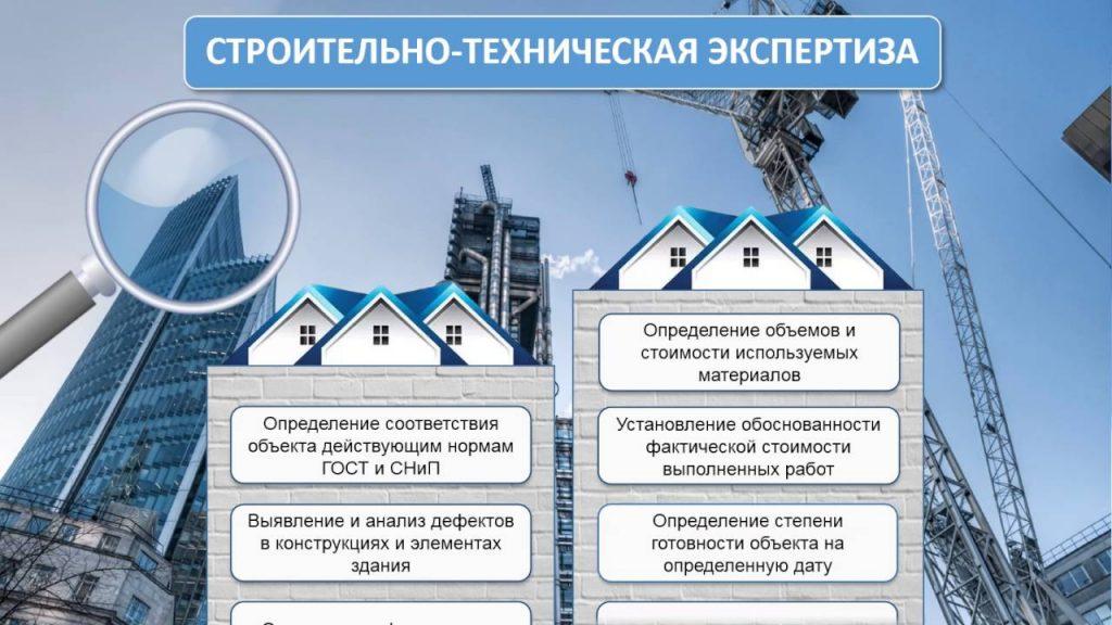 правила проведения строительно технической экспертизы